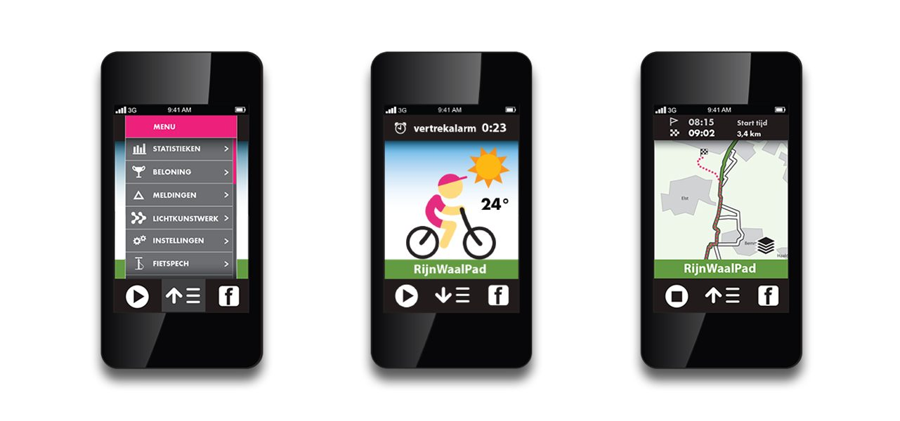 Bicycle buddy app